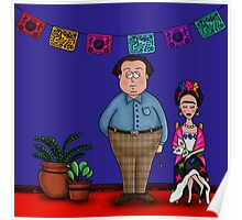 Diego y Frida (The Blue House) Poster
