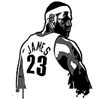 King James (Color Modifiable)  Photographic Print