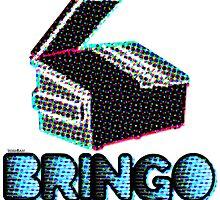 BRINGO! Dumpster Edition Dr. Steve Brule Design by SmashBam by SmashBam