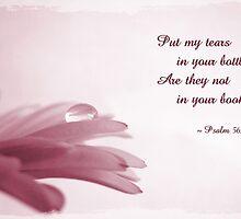 Tears in Your Bottle (Card) by Tracy Friesen