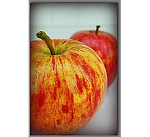 Fresh Apples Photographic Print