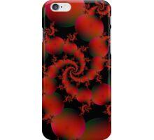 Tomato Spiral iPhone Case/Skin