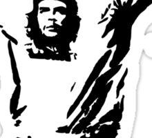 Che wearing Che Sticker