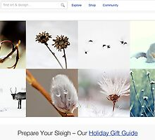 Simple Things - 8 December 2011 by The RedBubble Homepage