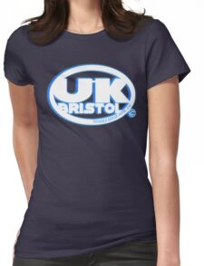 uk bristol by rogers bros Womens Fitted T-Shirt