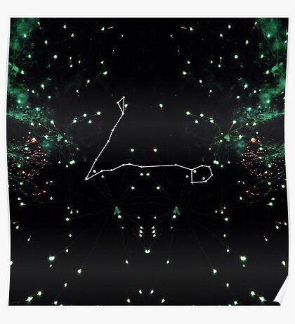 symbolic of pisces  Poster