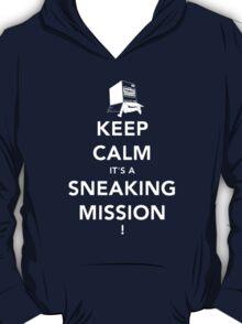 Keep calm Snake! T-Shirt