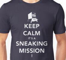 Keep calm Snake! Unisex T-Shirt