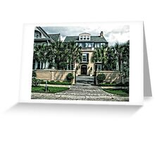 Way Down in New Orleans Greeting Card