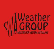 WA Weather Group T-Shirt  Kids Clothes