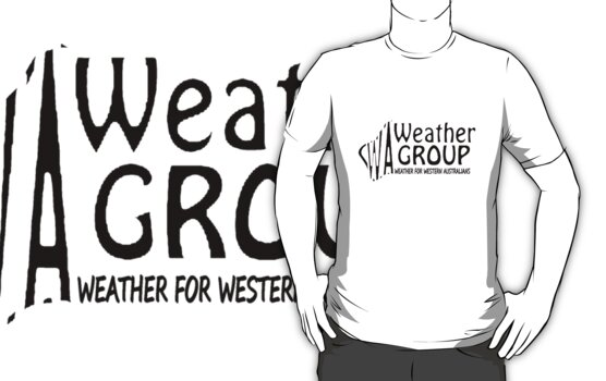 WA Weather Group T-Shirt  by EOS20
