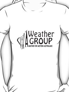 WA Weather Group T-Shirt  T-Shirt