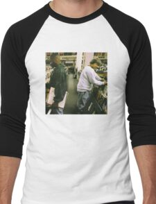 DJ Shadow Endtroducing Men's Baseball ¾ T-Shirt