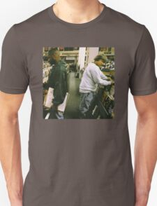 DJ Shadow Endtroducing Unisex T-Shirt