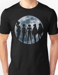 Sailor Moon Silhouettes Unisex T-Shirt