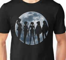 Sailor Moon Silhouettes Unisex T-Shirt