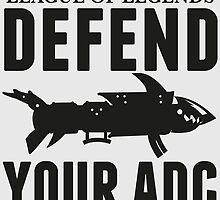DEFEND THE RIFT! by Kai Jackson
