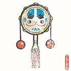 Den Den Daiko [Special Lucky Toy Box] by Indigo East