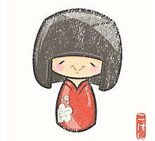 Kokeshi [Special Lucky Toy Box} Photographic Print