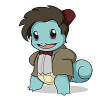 Squirtle Who Photographic Print