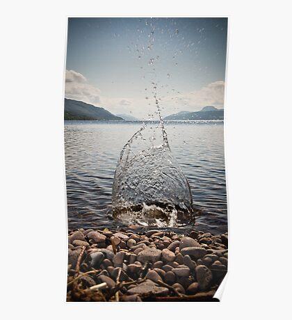 Splash! Poster