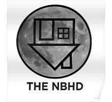 The NBHD - Moon Print Poster