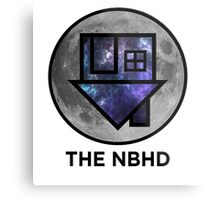 The NBHD - Space Print Metal Print
