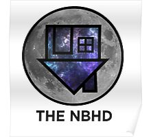 The NBHD - Space Print Poster