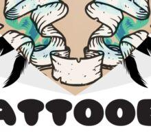 Tattooed & Chubby - Body + Sticker