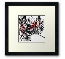 Mikasa Framed Print