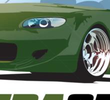 Mazda Speed Sticker