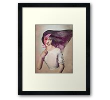 Portrait 11 Framed Print
