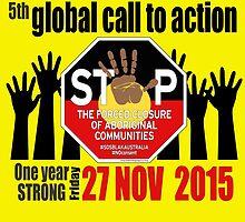 #SOSBLAKAUSTRALIA - 5th Global Call to Action  by KISSmyBLAKarts