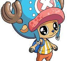 One Piece - Tony Tony Chopper by 57MEDIA