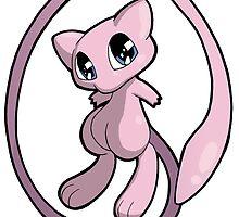 Pokemon - Mew by 57MEDIA