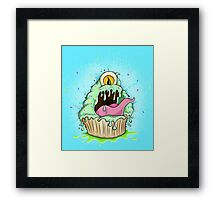 Killer Kupcake Framed Print