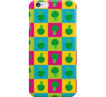 Popart Broccoli iPhone Case/Skin