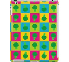 Popart Broccoli iPad Case/Skin