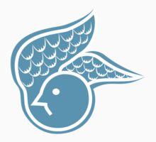 Blue Bird Kids Tee