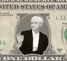 Min Yoongi $$$ Bill Sticker
