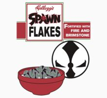 SPAWNFLAKES by 1up Apparel