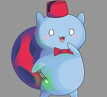 Catbug Who? by PixieWillow