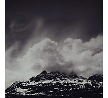 Mountainscape Photographic Print