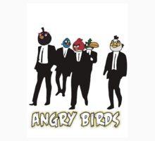 Mafia Angry Birds T-Shirt