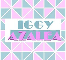 Iggy Azalea  by GracePlace