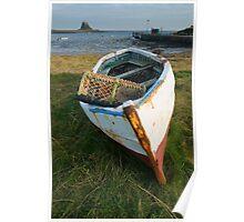 Lindisfarne Coast Poster