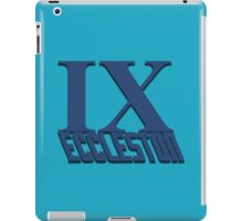 Doctor Who: IX - Eccleston iPad Case/Skin
