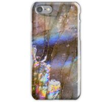 Warrior Rainbow (Labradorite) iPhone Case/Skin