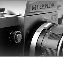 Camera Shutter Button by LisaMarie Miranda