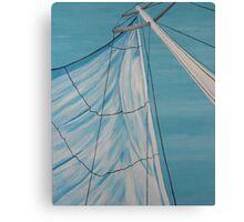 """Sail Away"" Canvas Print"